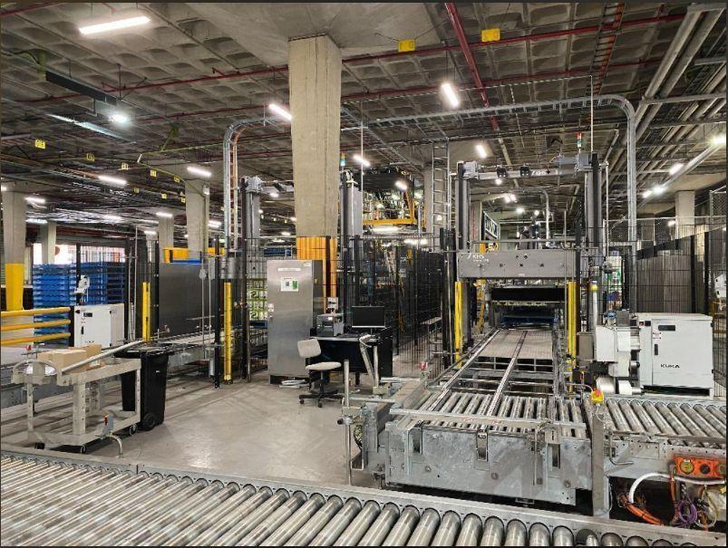 Specialist Packaging & Materials Handling
