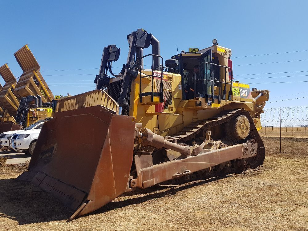 2016 Caterpillar D10T2 Track Dozer