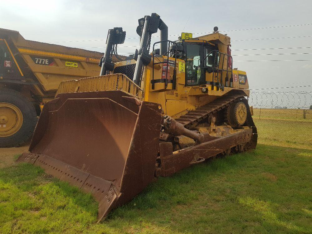 2017 Caterpillar D10T2 Track Dozer